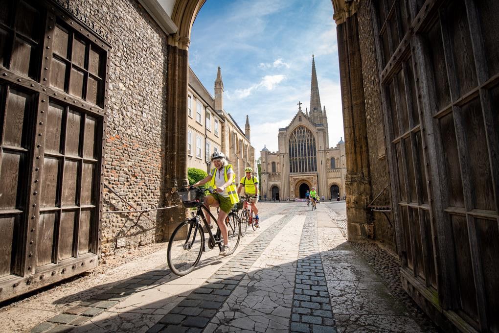 Cathedrals Cycle Route