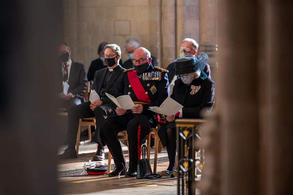 Choral Evensong on the Eve of the Funeral of The Duke of Edinburgh (c) Bill Smith (2)