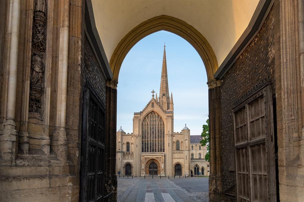 Norwich Cathedral (c) Bill Smith