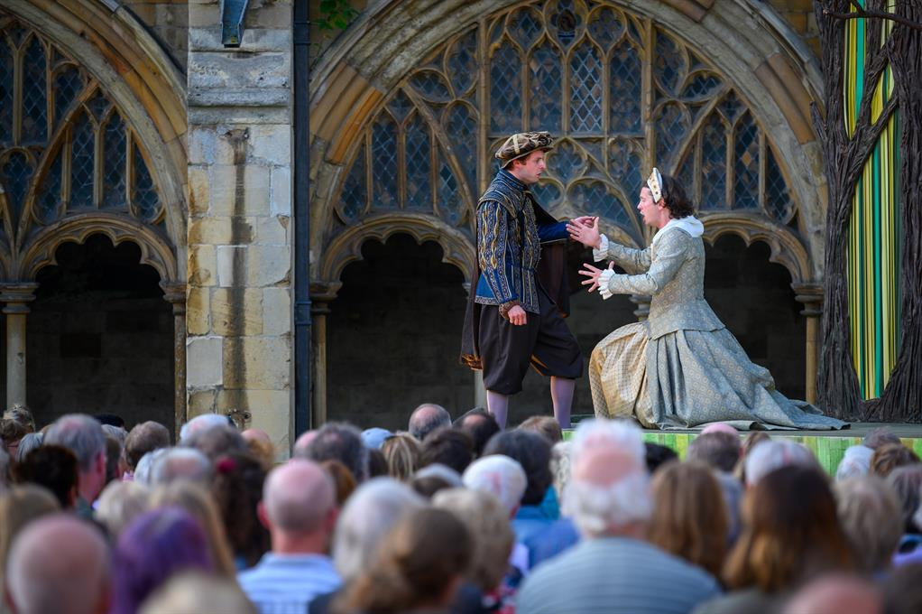 Norwich Cathedral Shakespeare Festival 2019