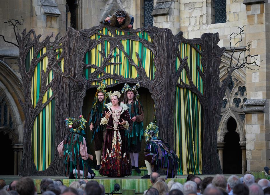 Norwich Cathedral Shakespeare Festival 2021