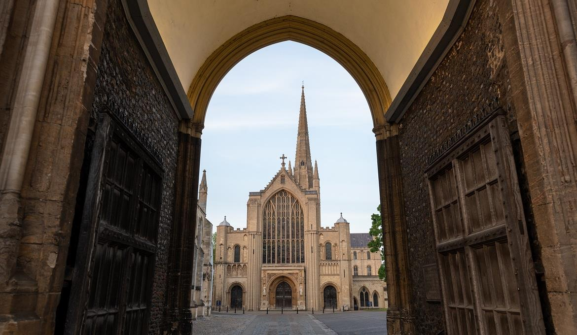 Support Our Future | About | Norwich Cathedral